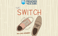 The Switch - Flyering